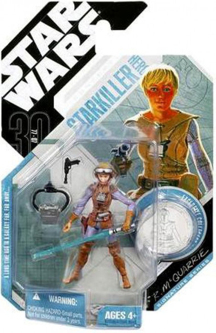 Star Wars Expanded Universe 30th Anniversary 2007 Wave 5 Starkiller Hero Action Figure #37 [McQuarrie Concept]
