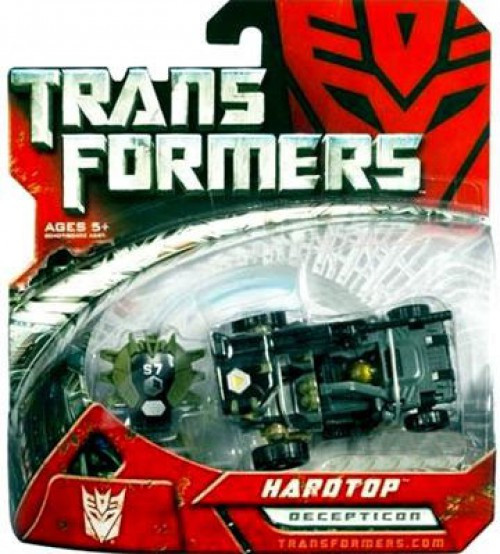 Transformers Movie Basic Hardtop Exclusive Action Figure