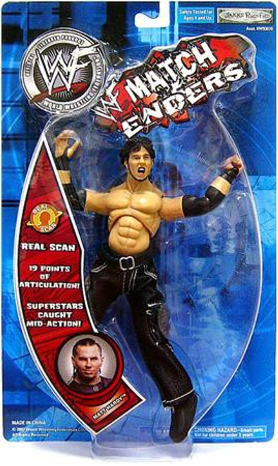 WWE Wrestling WWF Match Enders Matt Hardy Action Figure