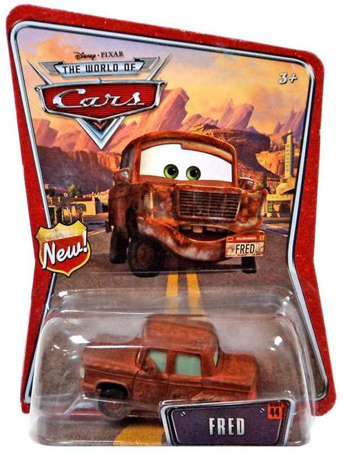 Disney / Pixar Cars The World of Cars Series 1 Fred Diecast Car #44
