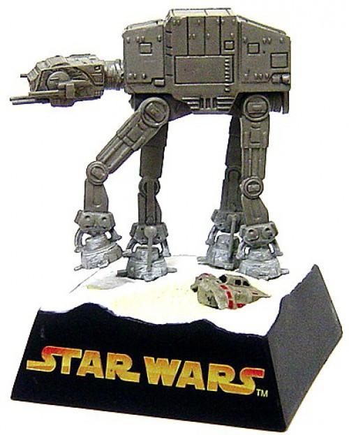 Star Wars Japanese Dioramas AT-AT PVC Figure