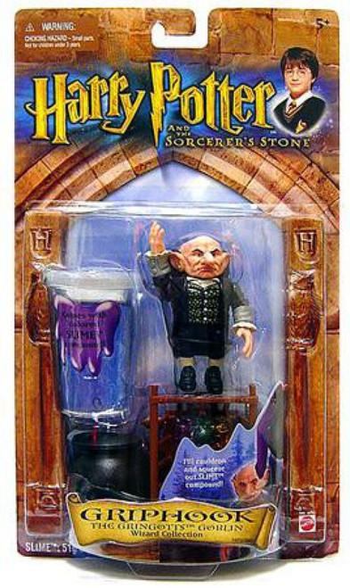 Harry Potter The Sorcerer's Stone Griphook Action Figure