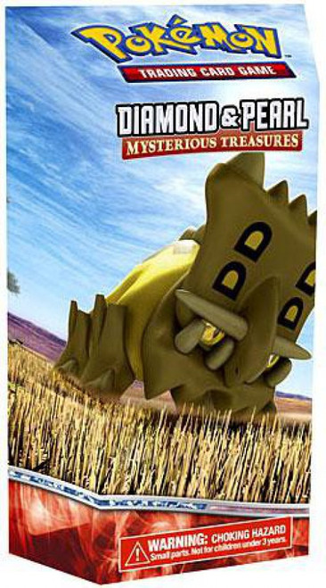 Pokemon Trading Card Game Mysterious Treasures Armor Fortress Theme Deck