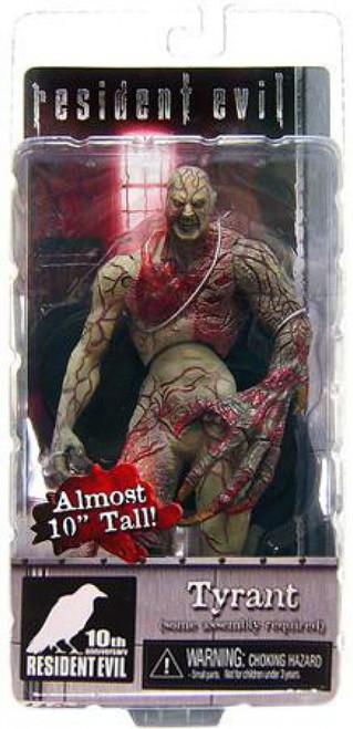 NECA Resident Evil 10th Anniversary Series 2 Tyrant Action Figure