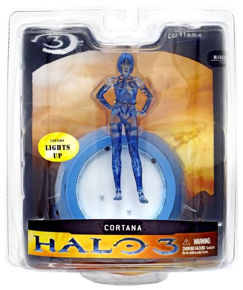 McFarlane Toys Halo 3 Series 1 Cortana Action Figure [Transparent]