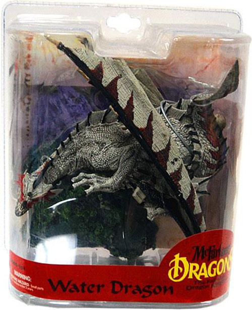 McFarlane Toys Dragons The Fall of the Dragon Kingdom Series 7 Water Dragon Clan Action Figure