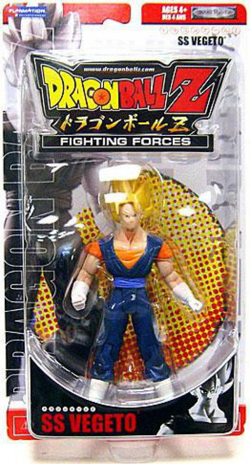 Dragon Ball Z Fighting Forces SS Vegeto Action Figure