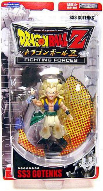 Dragon Ball Z Fighting Forces SS3 Gotenks Action Figure