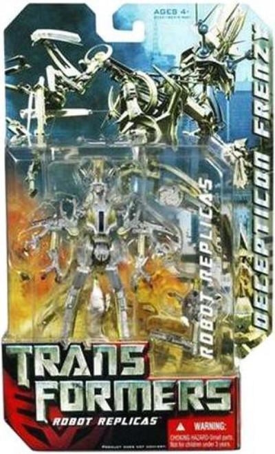 Transformers Movie Robot Replicas Frenzy Action Figure