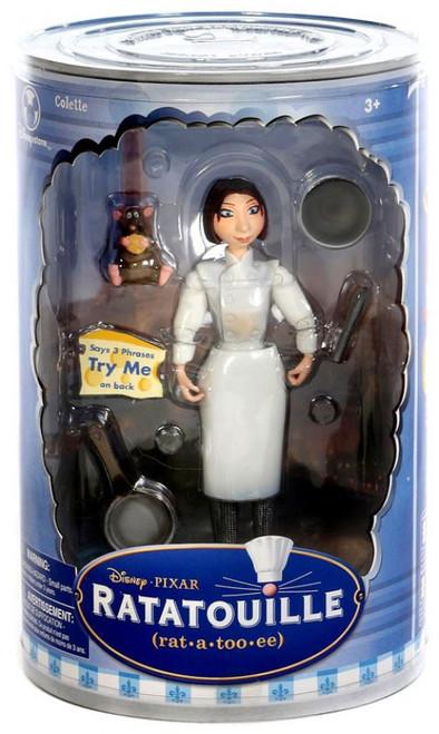 Disney / Pixar Ratatouille Colette Exclusive Talking Action Figure