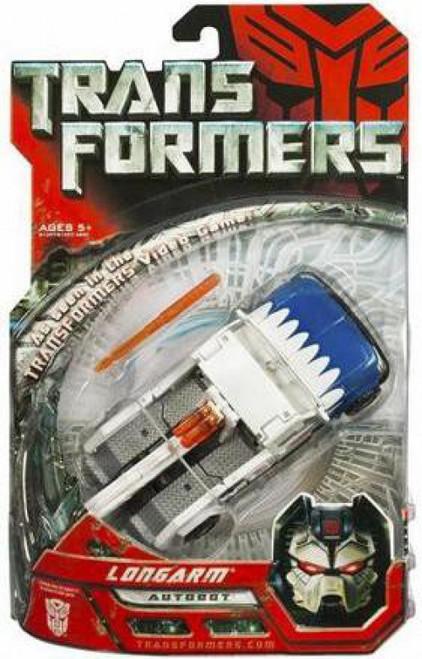 Transformers Movie Longarm Deluxe Action Figure