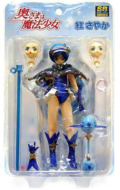 Bewitched Agnes Magical Girl Super Real Figure DX Sayaka Kurenai Figure