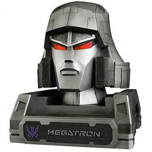 Transformers Statues & Busts Megatron Head Bust