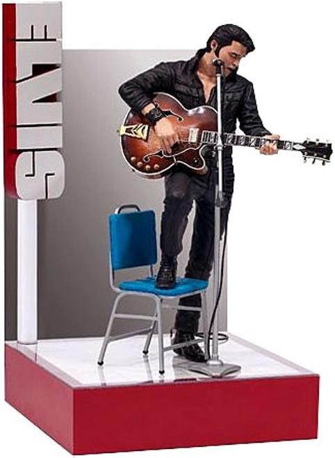 McFarlane Toys Elvis Action Figure ['68 Comeback Special Commemorative Edition]
