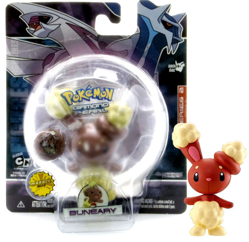 Pokemon Diamond & Pearl Series 2 Buneary Figure