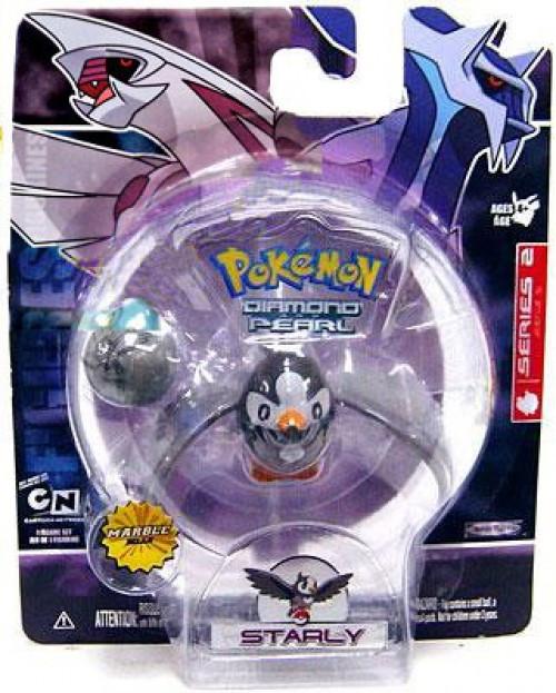 Pokemon Diamond & Pearl Series 2 Starly Figure