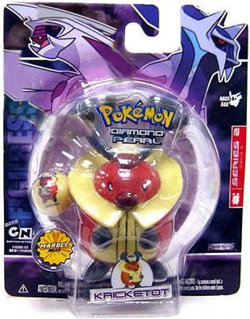 Pokemon Diamond & Pearl Series 2 Kricketot Figure