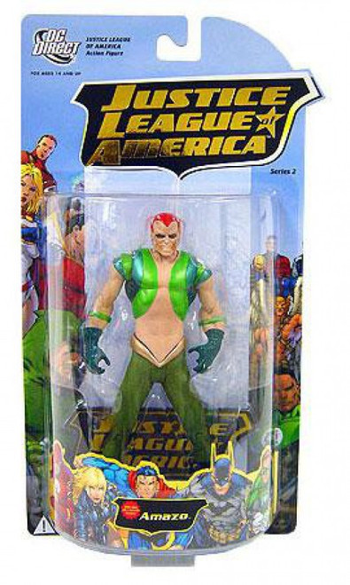 DC Justice League of America Series 2 Amazo Action Figure