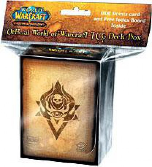 World of Warcraft Card Supplies Neutral Deck Box