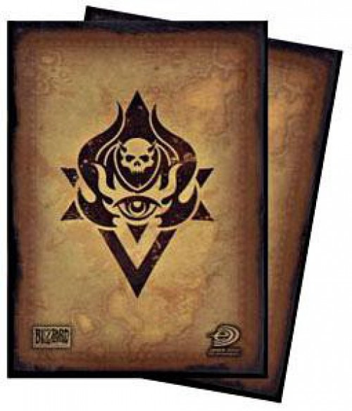 World of Warcraft Card Supplies Neutral Card Sleeves [75 Count]