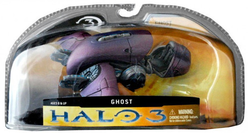 McFarlane Toys Halo 3 Series 1 Covenant Ghost 3-Inch Diecast Vehicle