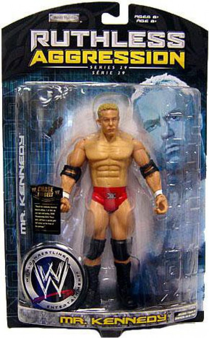 WWE Wrestling Ruthless Aggression Series 29 Mr. Kennedy Action Figure