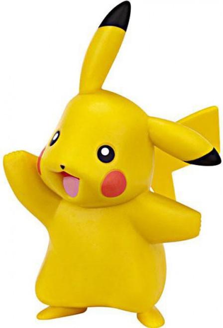 Pokemon Diamond & Pearl Pikachu Figure [Standing & Waving, Loose]