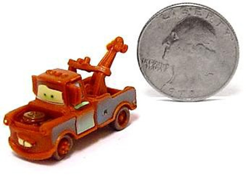 Disney / Pixar Cars Mini Plastic Cars Mater 1-Inch Mini Car [Loose]