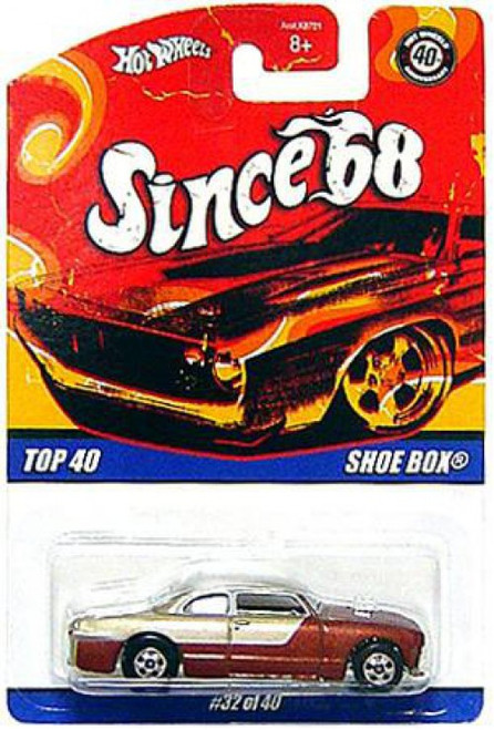 Hot Wheels Since '68 Shoe Box Diecast Car #32