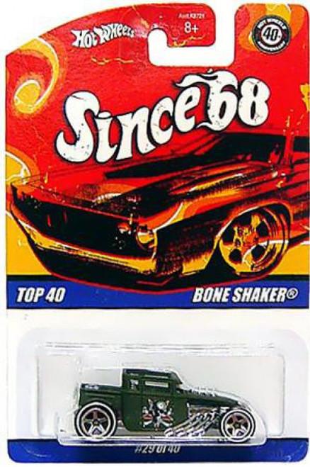 Hot Wheels Since '68 Bone Shaker Diecast Car #29