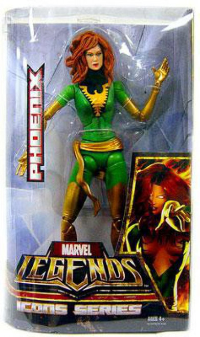 Icons Marvel Legends Phoenix Deluxe Action Figure