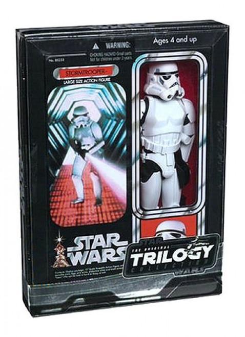 Star Wars A New Hope Original Trilogy 12 Inch Deluxe Stormtrooper Deluxe Action Figure