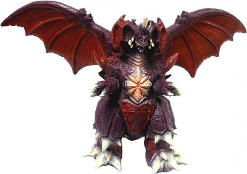 Godzilla Final Wars Japanese Destroyah 6-Inch Vinyl Figure [Re-Paint]