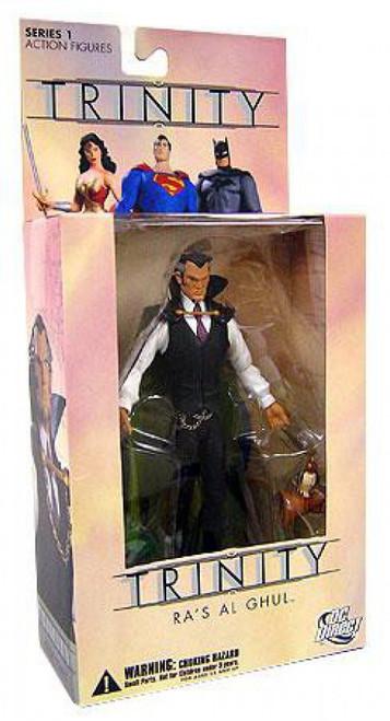 Batman Trinity Series 1 Ra's al Ghul Action Figure