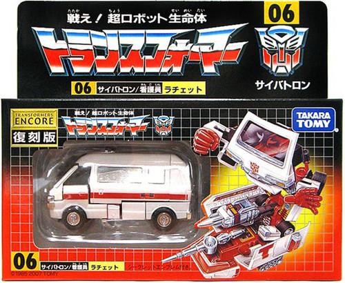 Transformers Generation 1 Encore Ratchet Action Figure #06
