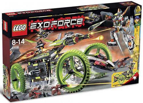 LEGO Exo Force Mobile Devastator Set #8108