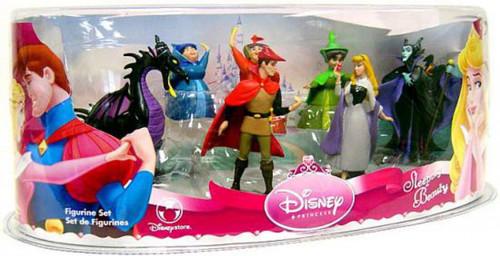 Disney Princess Sleeping Beauty Exclusive 7-Piece PVC Figure Playset