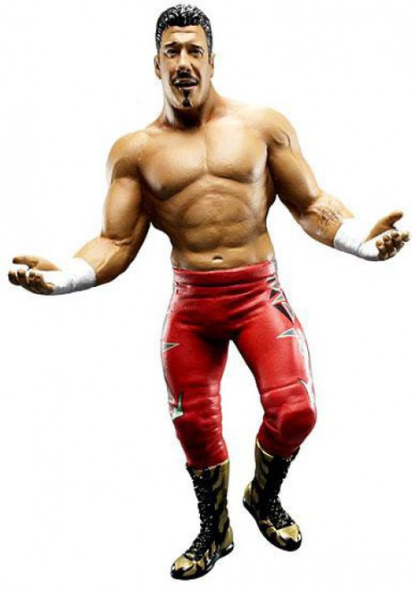 WWE Wrestling Unmatched Fury Series 6 Eddie Guerrero Action Figure