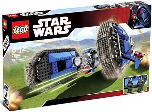 LEGO Star Wars The Clone Wars TIE Crawler Exclusive Set #7664