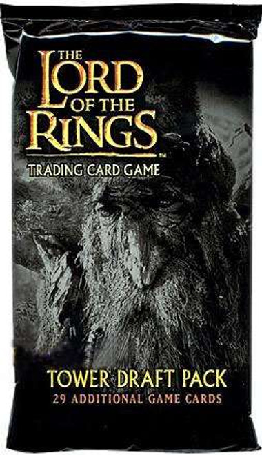 The Lord of the Rings Trading Card Game Tower Draft Pack Booster Pack [29 Cards]