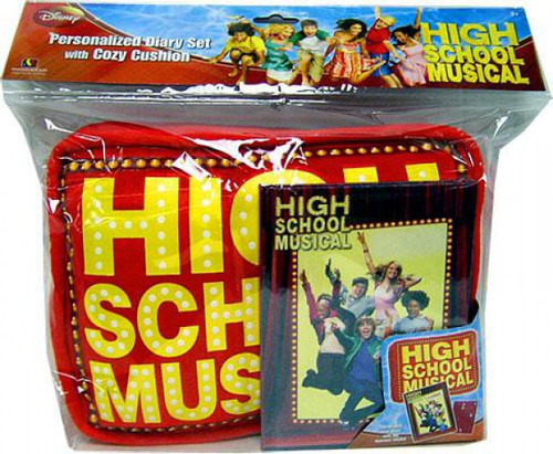 Disney High School Musical Personalized Diary Set #27024