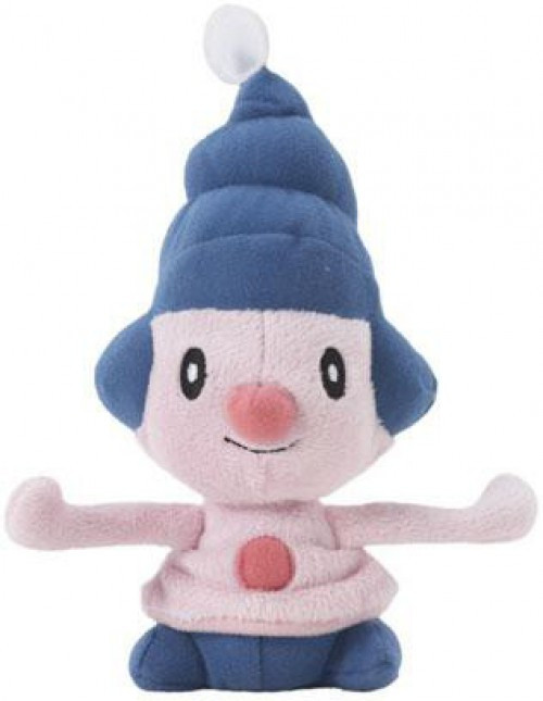 Pokemon Diamond & Pearl Mini Plush Mime Jr. 6-Inch Plush