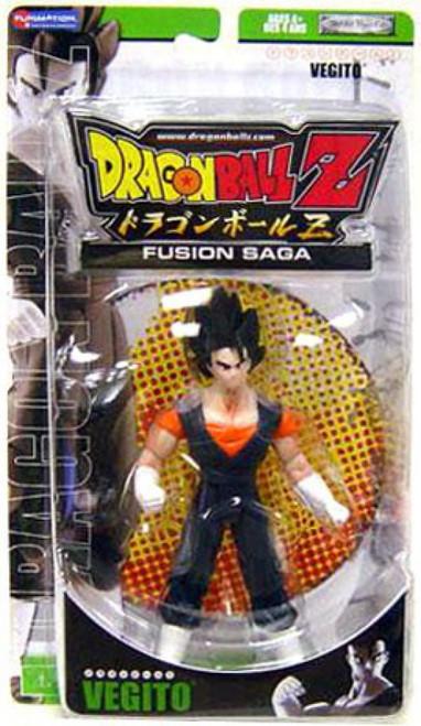 Dragon Ball Z Fusion Saga 2 Vegito Action Figure