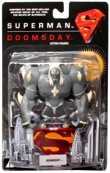 DC Superman Doomsday Doomsday Action Figure