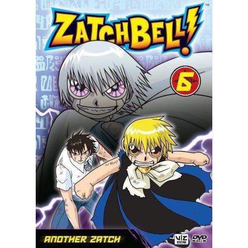 Zatch Bell Another Zatch DVD #6