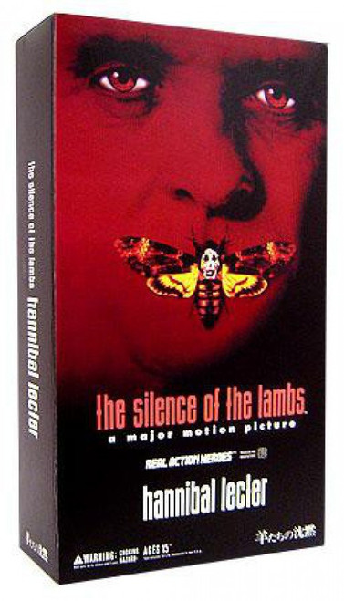 Silence of the Lambs Real Action Heroes Hannibal Lecter Action Figure