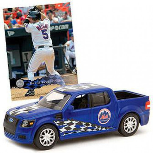 MLB New York Mets Hall of Fame Series NY Mets Ford Truck Diecast Vehicle