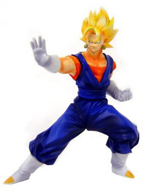 Dragon Ball Z Super Saiyan Vegito 5-Inch PVC Statue