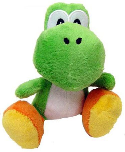 Nintendo Super Mario Super Yoshi Island Yoshi 6-Inch Plush [Green]