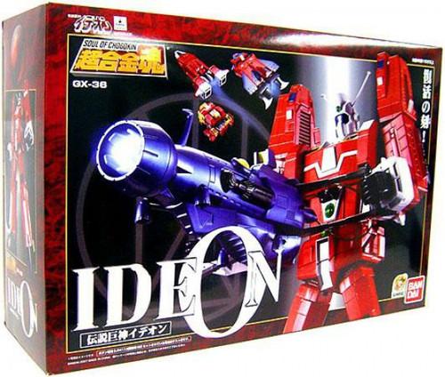 Soul of Chogokin Ideon Action Figure GX-36